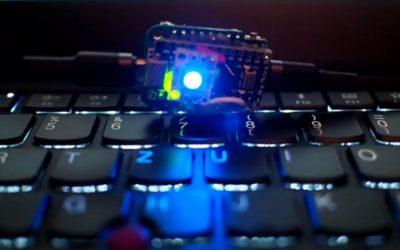WiFi Duck, el dispositivo que controla un teclado remotamente