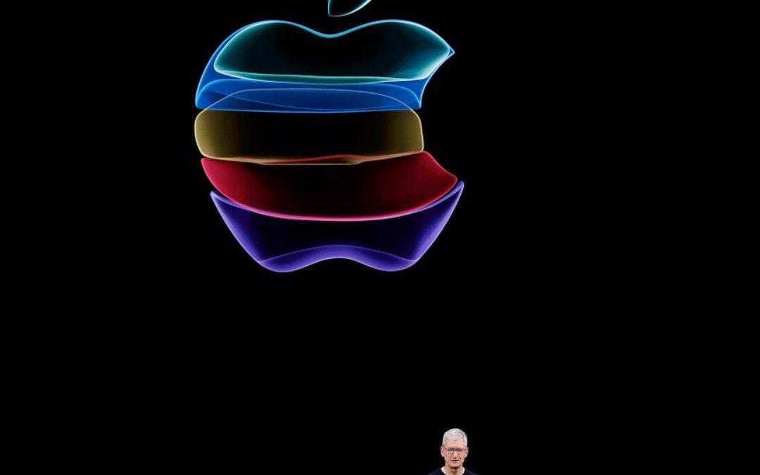 Apple explora satélites para poder enviar datos directamente a diferentes dispositivos